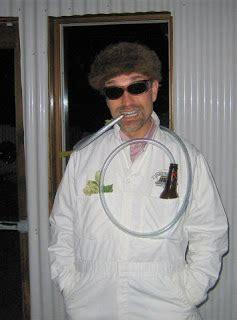 Afrokinetic Sputnik Saturday November 4 2006 by Yours For Fermentables November 2006