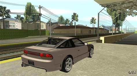 jdm nissan 240sx nissan 240sx s13 jdm for gta san andreas