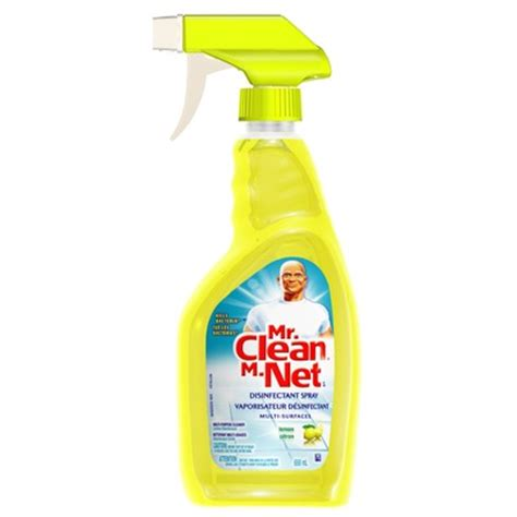 Mr Clean Detox by Buy Mr Clean Multi Surfaces Disinfectant Spray 650 Ml