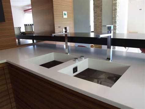 top cucine corian stunning piani cucina in corian contemporary ideas