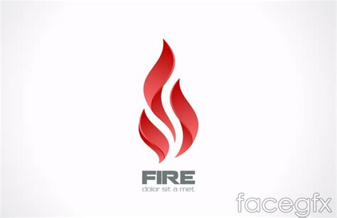 design a vector logo in photoshop beautiful flame logo design vector over millions vectors