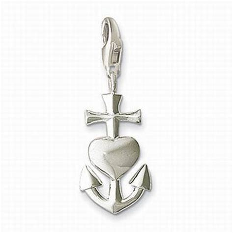 cross charm new 76 cross anchor charm meaning