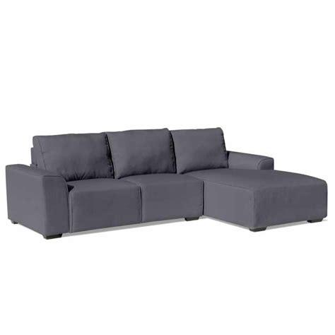 divani ad angolo in tessuto divano angolare 3 posti con penisola braccioli in tessuto