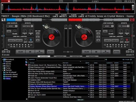 dj software free download full version windows xp virtual dj download
