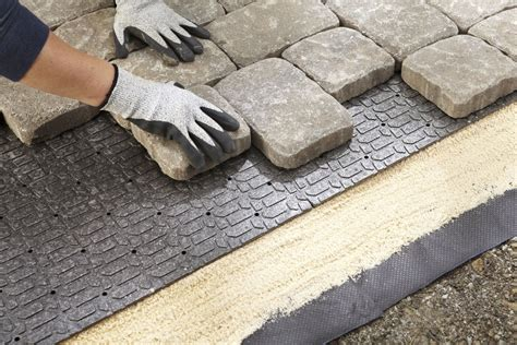 Patio Paver Blocks Patio Ideas Using Gravel Patio Block Accessory Buying Guide Backyard Bliss