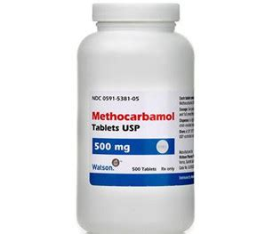 Detoxing From Roboxin by Methocarbamol For Opiate Withdrawal