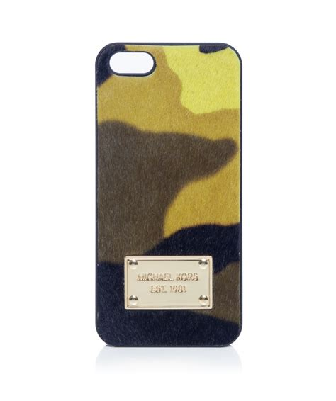 michael michael kors camouflage iphone 5 5s available