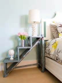 Decorating Ideas For Nightstands Originality In The Bedroom Alternative Stand Ideas