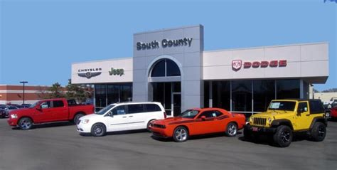 Jeep Dealers St Louis Mo South County Dodge Chrysler Jeep Ram Car Dealers