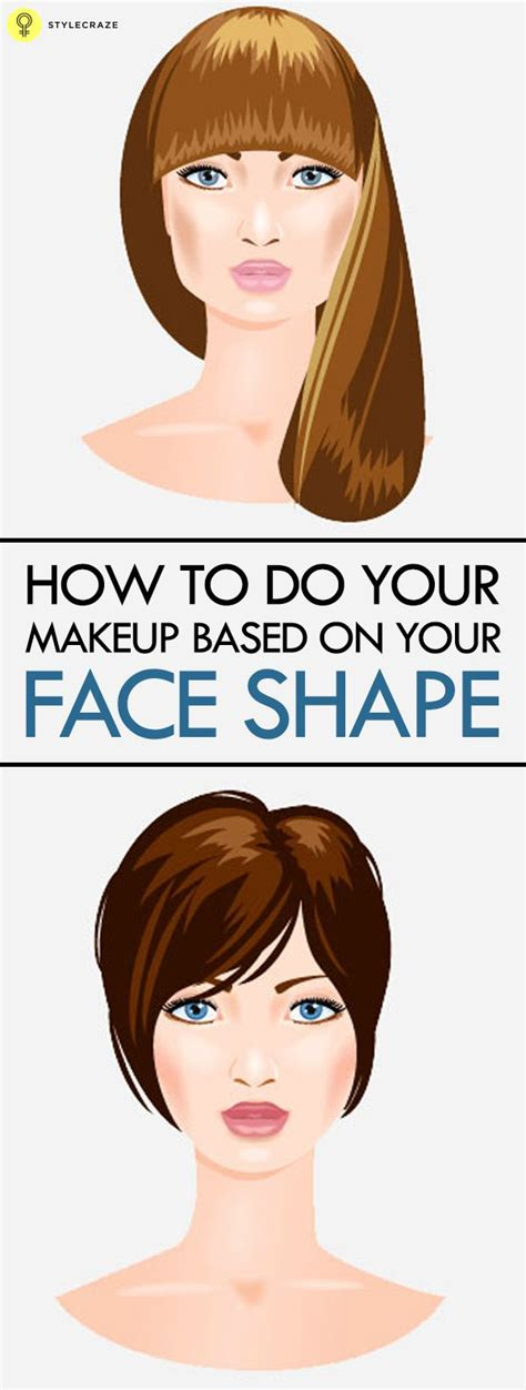 different face shapes need different kinds of makeup 42 best tips and tricks images on pinterest beauty