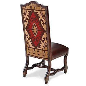 1000 Images About Southwestern Decorating On Pinterest Southwest Dining Chairs