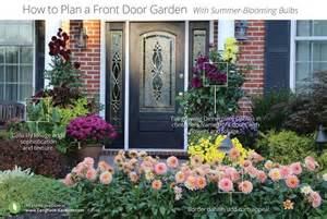 Front Door Garden Around The House Plan A Front Door Garden