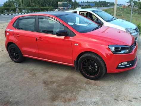 volkswagen polo red flash red vw polo gt tdi little beast edit sold page