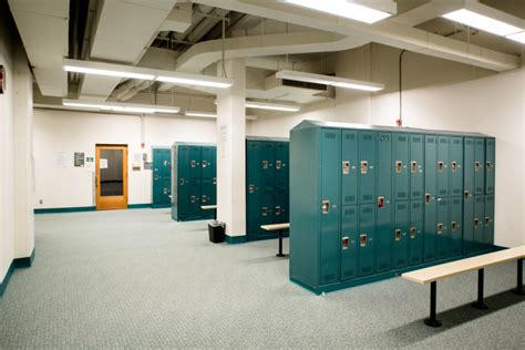 Locker Room by Locker Rooms The Evergreen State College