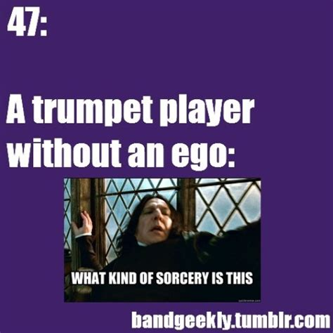 Trumpet Player Memes - the gallery for gt marching band trumpet memes