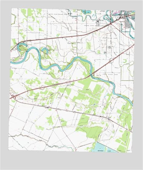 sugar land tx topographic map topoquest