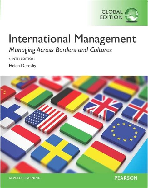 international management managing across borders and