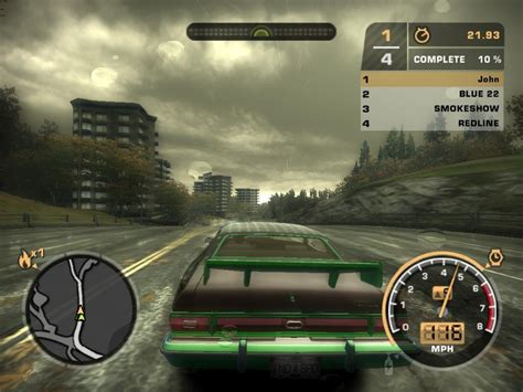 Need For Speed Torino by Ford Gran Torino Need For Speed Most Wanted Skin Mods