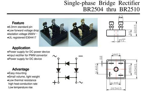 four diode bridge rectifier advantage four diode bridge rectifier advantage 28 images bridge rectifier 4 bridge rectifier diode