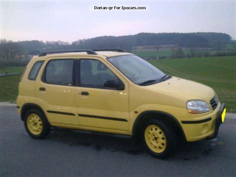 2001 Suzuki Ignis 2001 Suzuki Ignis 4wd Air Excellent Condition 1hand