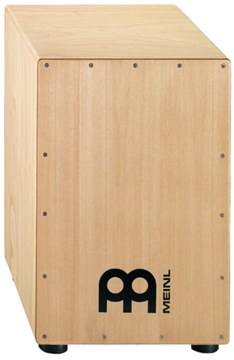 Akustik Drum Box Cajon meinl hcaj1nt 11 3 4 x 18 headliner cajon cajon woodbrass