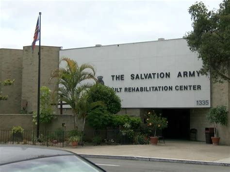 San Diego Detox Inc by Salvation Army S Efforts Could Take Financial Hit 10news
