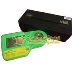 Alat Ukur Kadar Gula Makanan Brix Reflactometer alat pengukur kadar gula digital amr 100 cv jmm