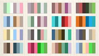 color palates collection of color palettes photoshop for ui designs
