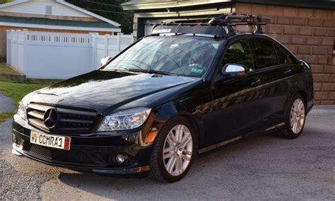 Mercedes Bike Rack by Roof Bike Rack On The C Class Page 2 Mbworld Org Forums