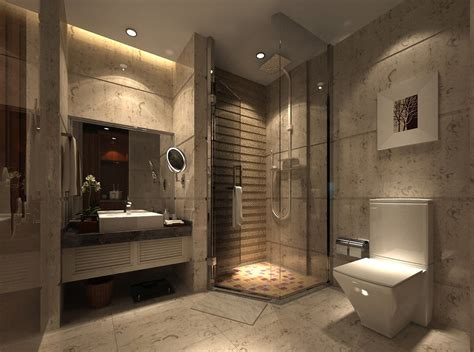 contemporary bath design