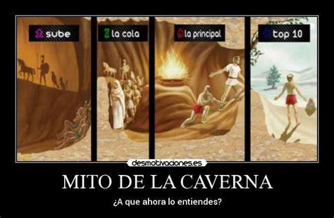 libro el mito de ssifo mito de la caverna desmotivaciones