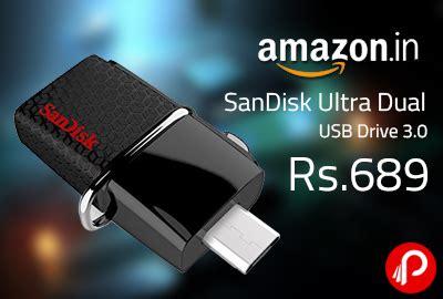 Promosi Sandisk Ultra Dual Usb Drive 3 0 32gb Flashdisk Otg 32 Gb Fd sandisk ultra dual usb drive 3 0 at rs 689