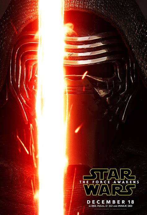 star wars  force awakens character posters revealed