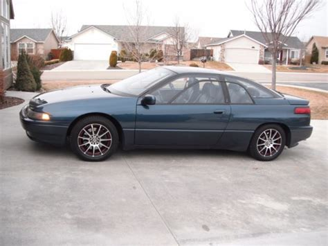 subaru svx for sale 1992 subaru svx lsl touring model beautiful and original