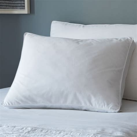 My Luxe Pillow - luxe alternative pillow side sleeper west elm