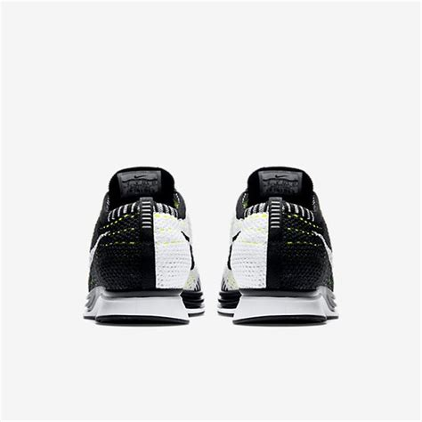 Sneakers Sepatu Nike Airforce Flyknit Racer Oreo Volt Premium40 44 official look at the nike flyknit racer quot black white volt
