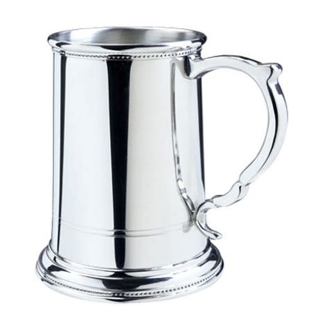 pewter barware images tankard 12 oz