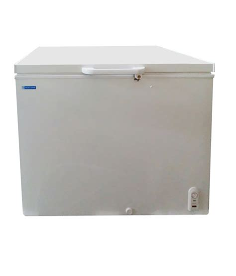 Freezer Aqua 300 Liter blue 300 liter model chf 300b freezer white
