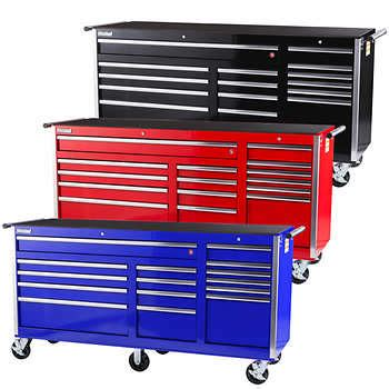 spg tools spg international 75 in 15 drawer tool cabinet