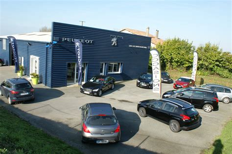 garage blanchard voiture occasion pouzauges vente auto