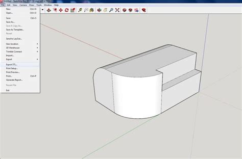 format file google sketchup how to convert and export google sketchup skp files to stl
