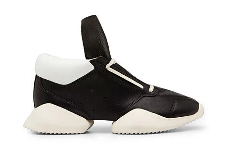 Adidas Rick Owens | adidas rick owens sneaker spring summer 2014 third looks