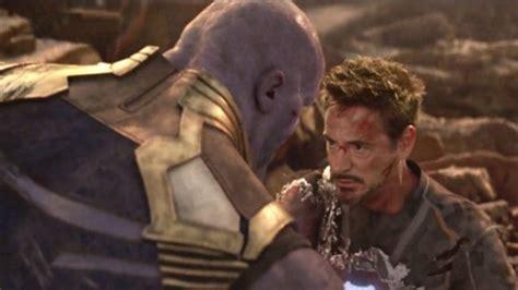 avengers endgame theory explains tony stark