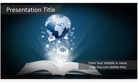 powerpoint ppt templates free power of learning powerpoint template 5809 free