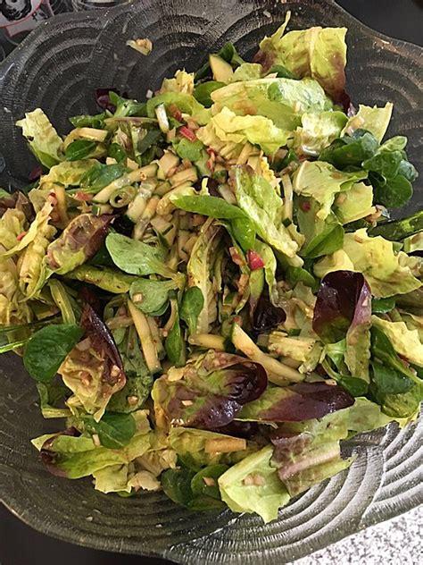 salat sauce salat sauce rezept mit bild von rosen rot chefkoch de