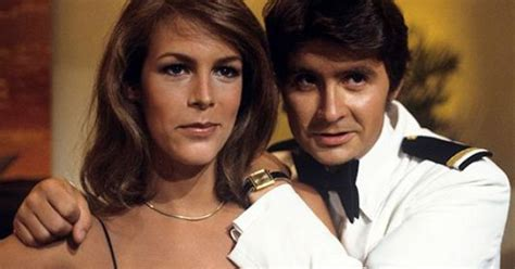 love boat julie gopher kiss the love boat guest star jamie lee curtis 1978 itv