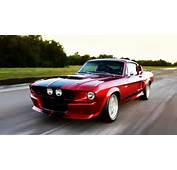 American Cars Ford Mustang Shelby GT500 Muscle