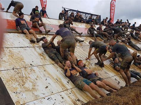 tough mudder team raise 163 4000 fitzgerald