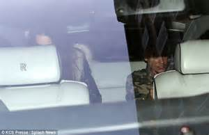 Justin Bieber Rolls Royce Justin Bieber Heads Out With Kendall Jenner After Jetting