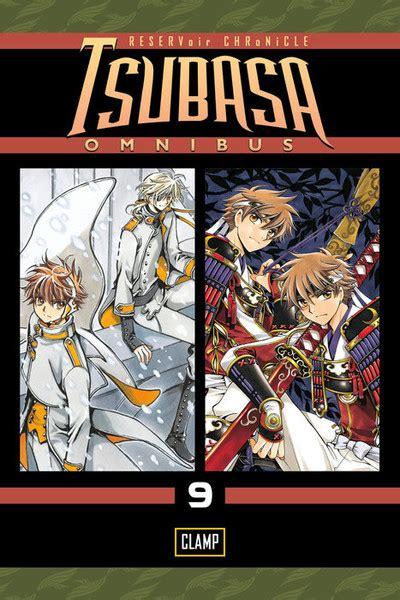Tsubasa Omnibus 3 tsubasa reservoir chronicle omnibus volume 9